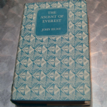 Companion book club The ascent of everest by John hunt 1954 hardback book